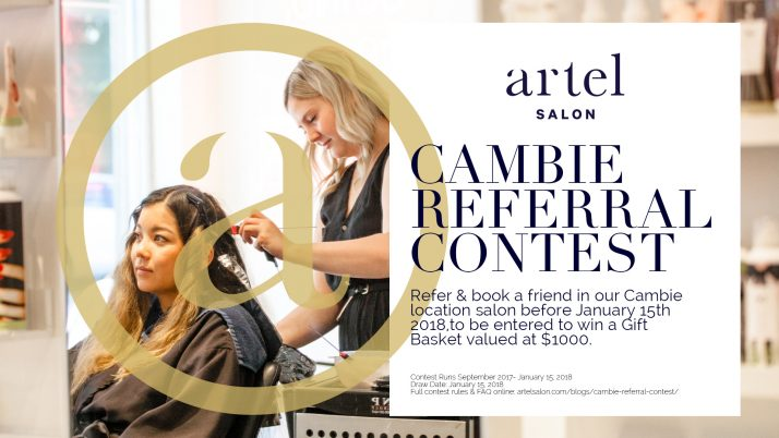 Cambie Referral Contest