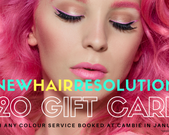 New Year, New Hair, New Offer