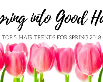Spring into good hair.